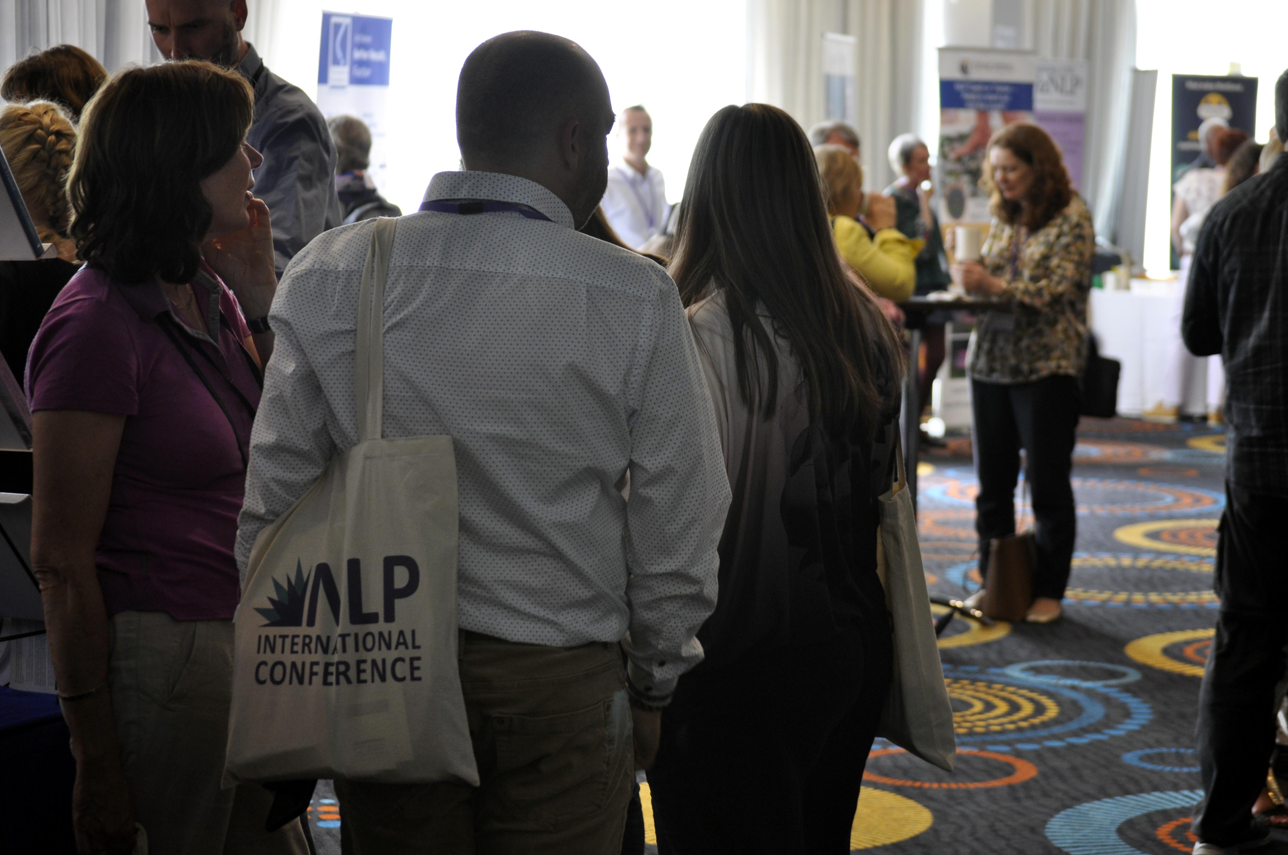2018 conference delegates