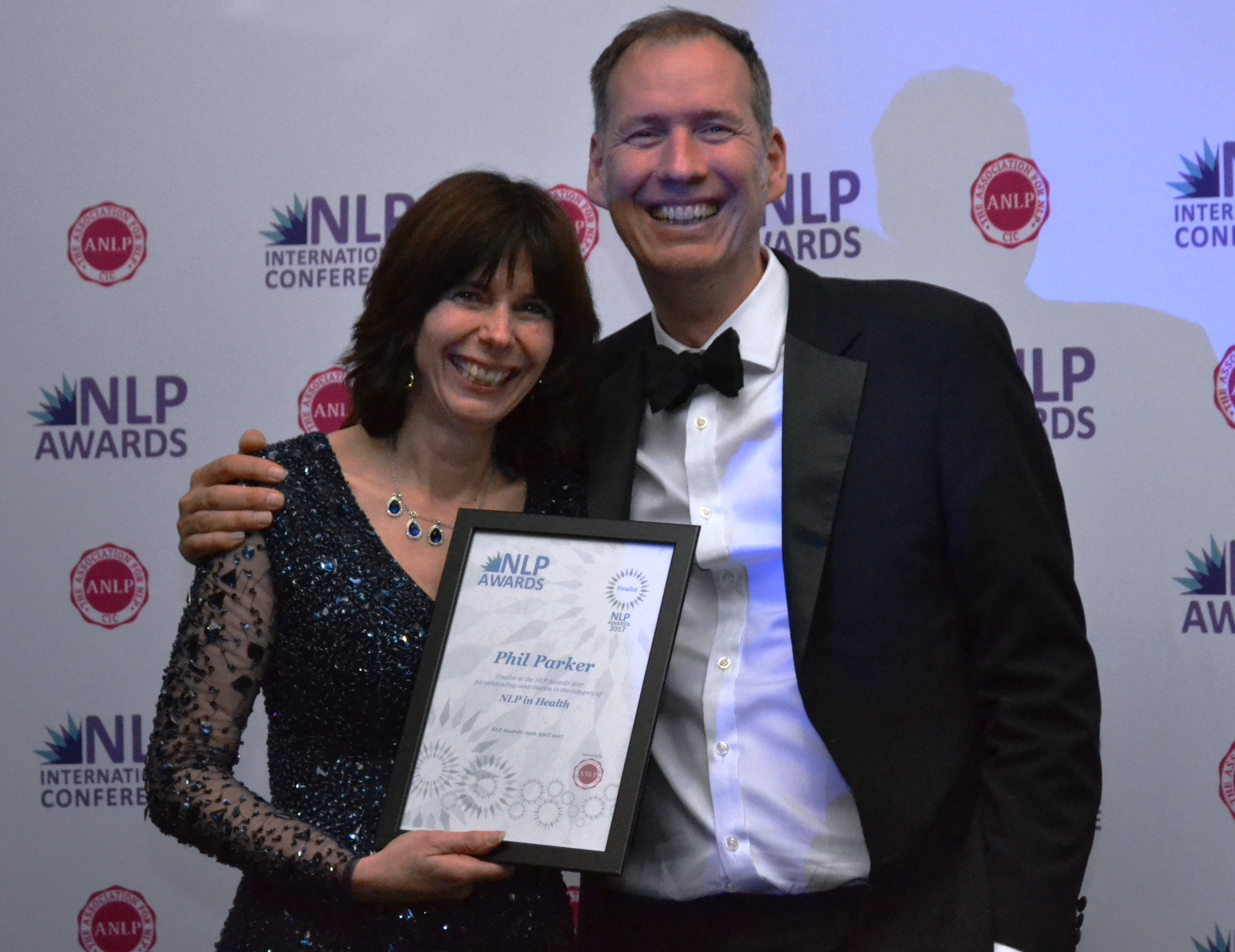Phil Parker & Karen Moxom NLP Awards