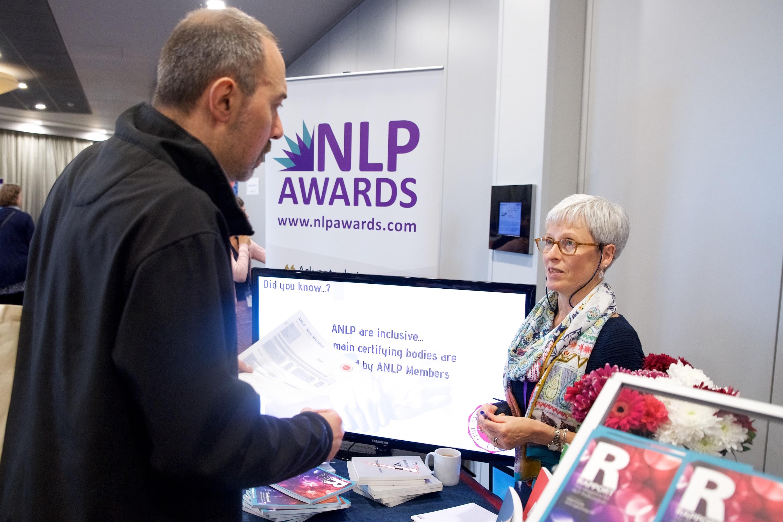 ANLP exhibiting