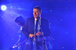 Neil Almond 2017 Award winner