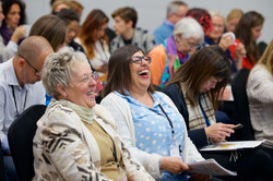 Laughter at the NLP Conference