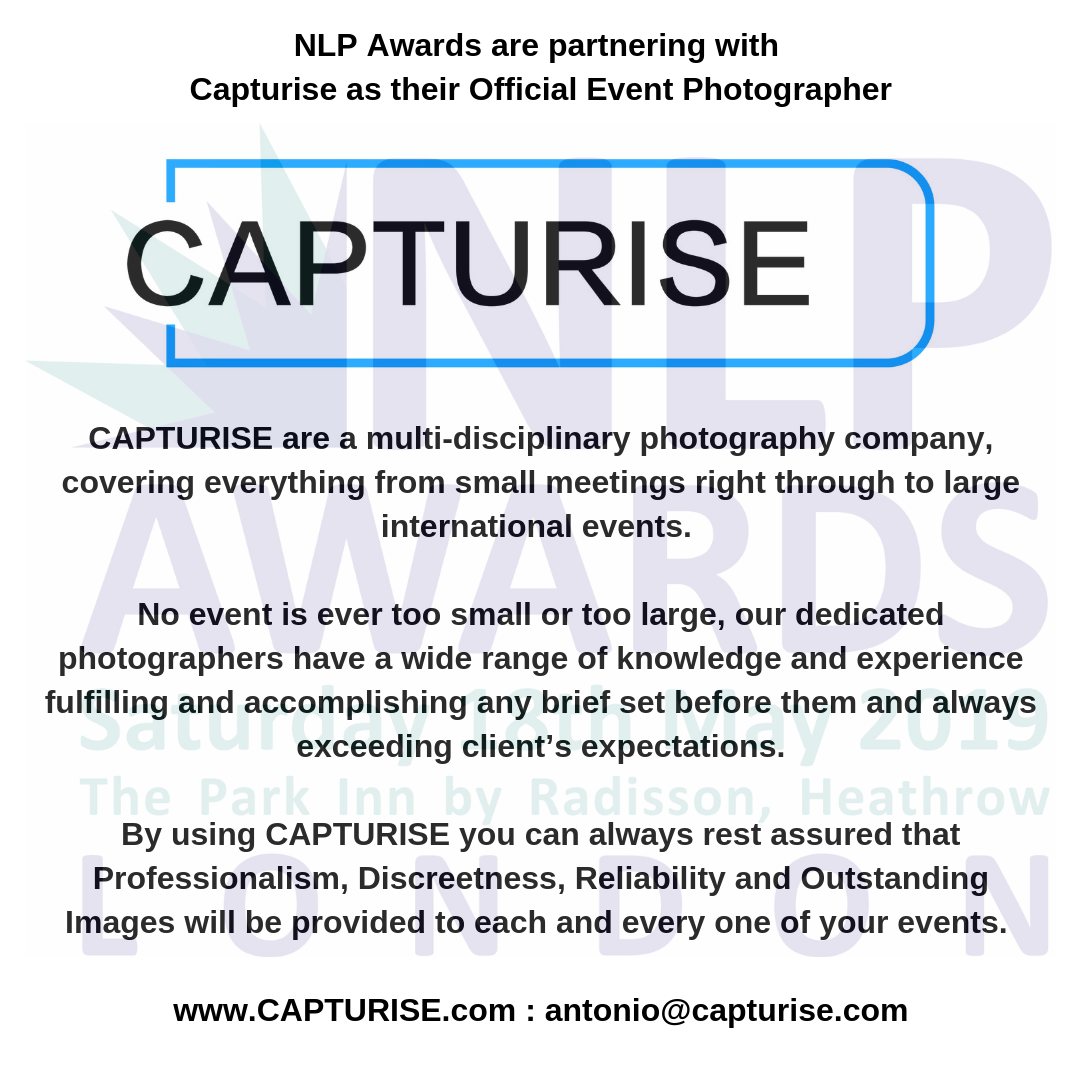 NLP Awards | Capturise Photography