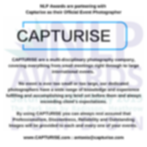 NLP Awards - Capturise Photography Websi