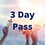 Thumbnail: 3 Day Conference Pass (exc VAT)