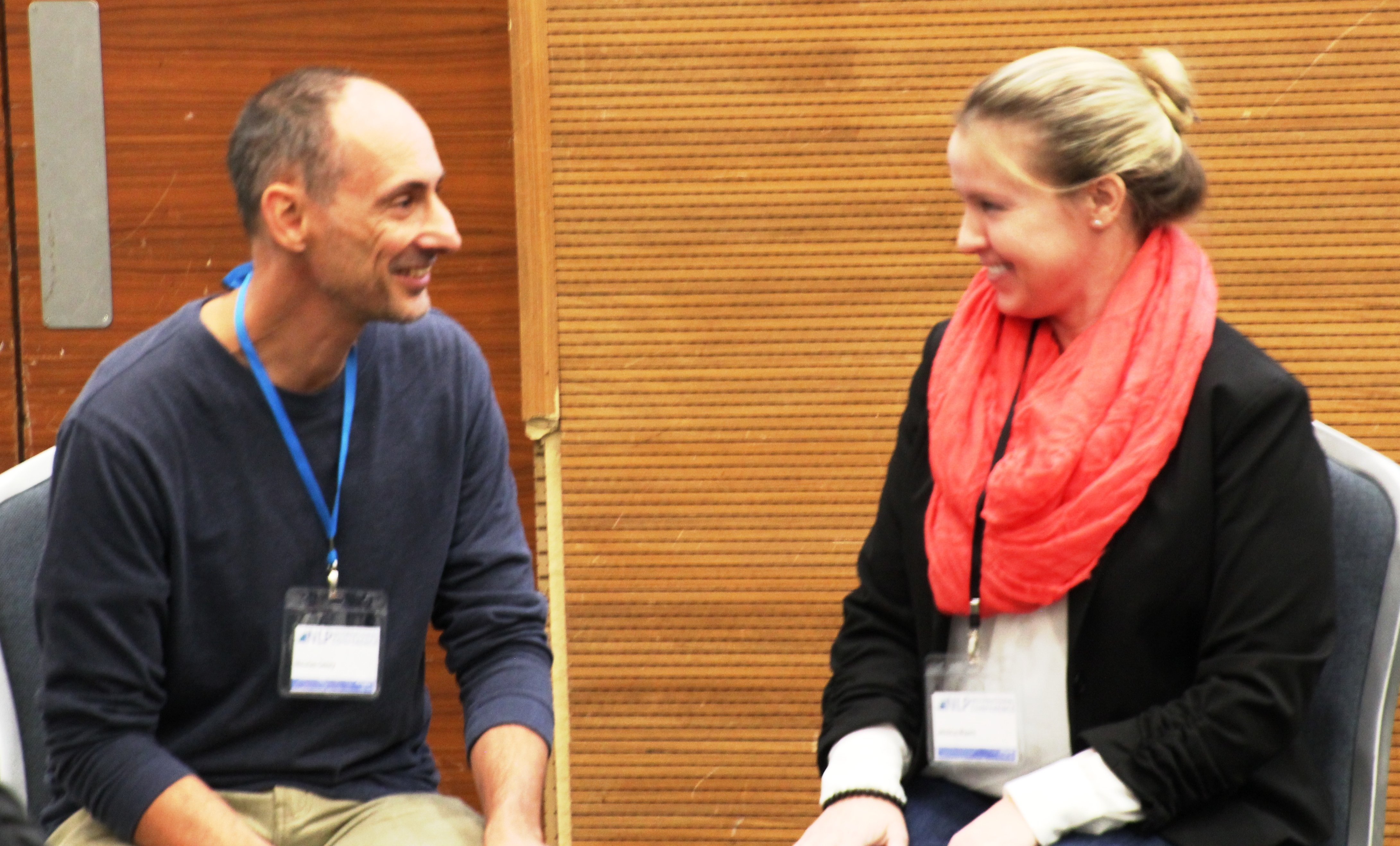 Hypnosis at NLP Conference 2017