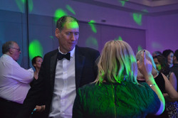 Dancing at 2017 NLP Awards