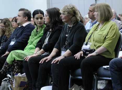 The Purest form of Rapport at the NLP Conference 2018