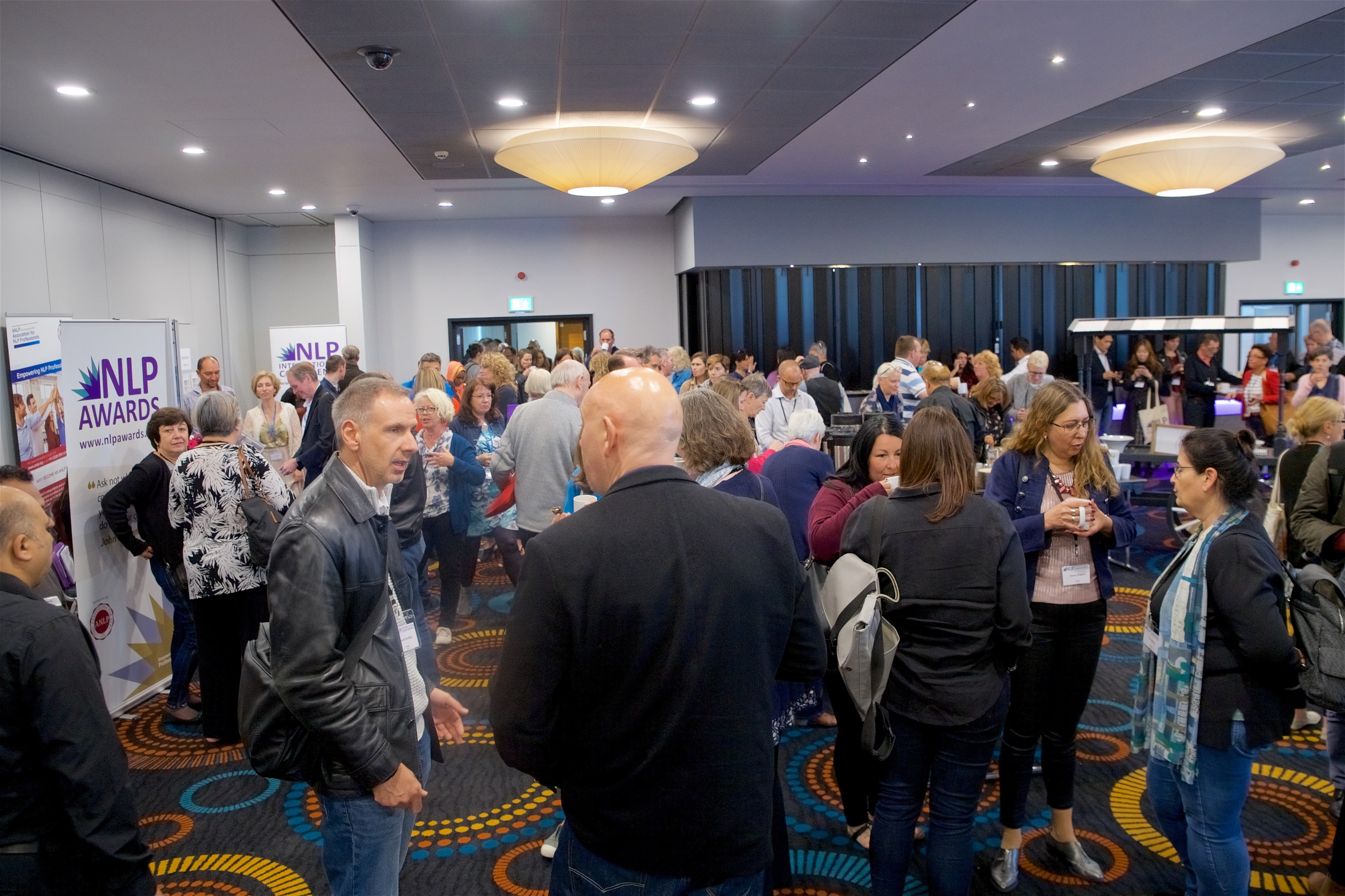 NLP Conference Social