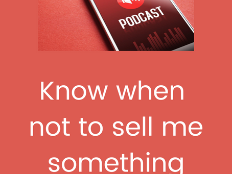 Selling to the CIO Podcast #3