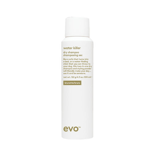 Evo Water Killer Dry Shampoo - Brunette