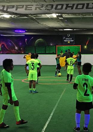 Upper 90 Houston Kids Soccer League