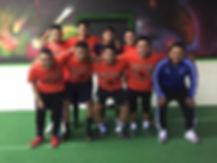 Upper 90 Houston Mens Team