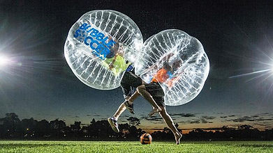 Upper 90 Houston Bubble Soccer