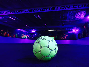Upper 90 Houston Black Light Soccer