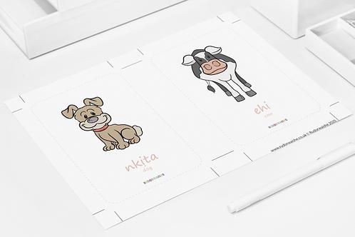 IGBO | Animals Printable