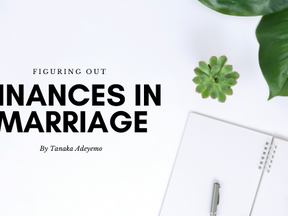 Finances in Marriage...