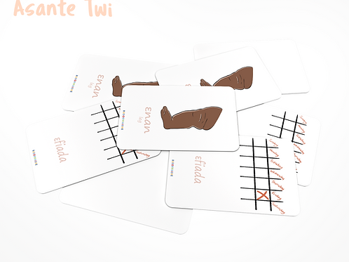 Body Parts & Days of the Week Flashcards
