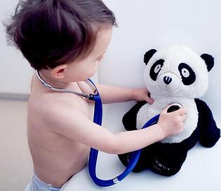Saúde Infantil, Pediatria