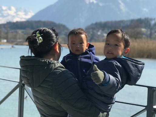 Keine Zukunft für mich und meine Söhne