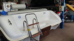 Imbarcazione Tullio Abbate Solei 17 (5po