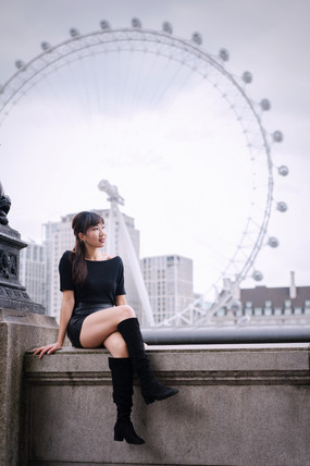 Ashley - london asian model