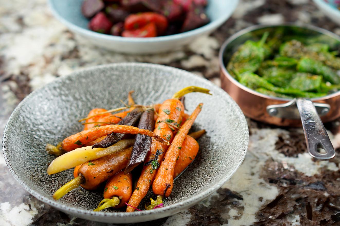 Fried vegetable