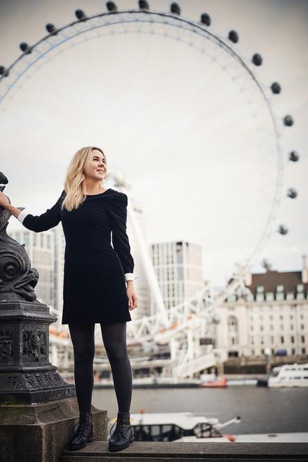Ekaterina - london toursit