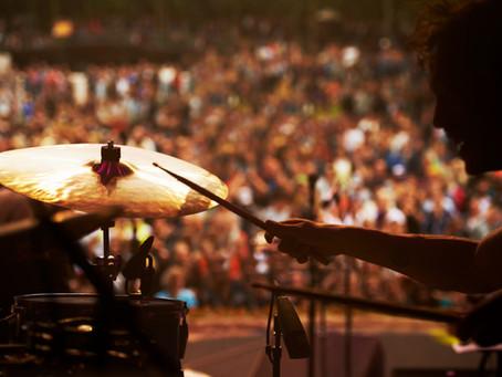 New Drummer, New Manson.