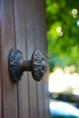 Knock and the door will be opened to you