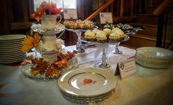 70th Birthday Tea Party