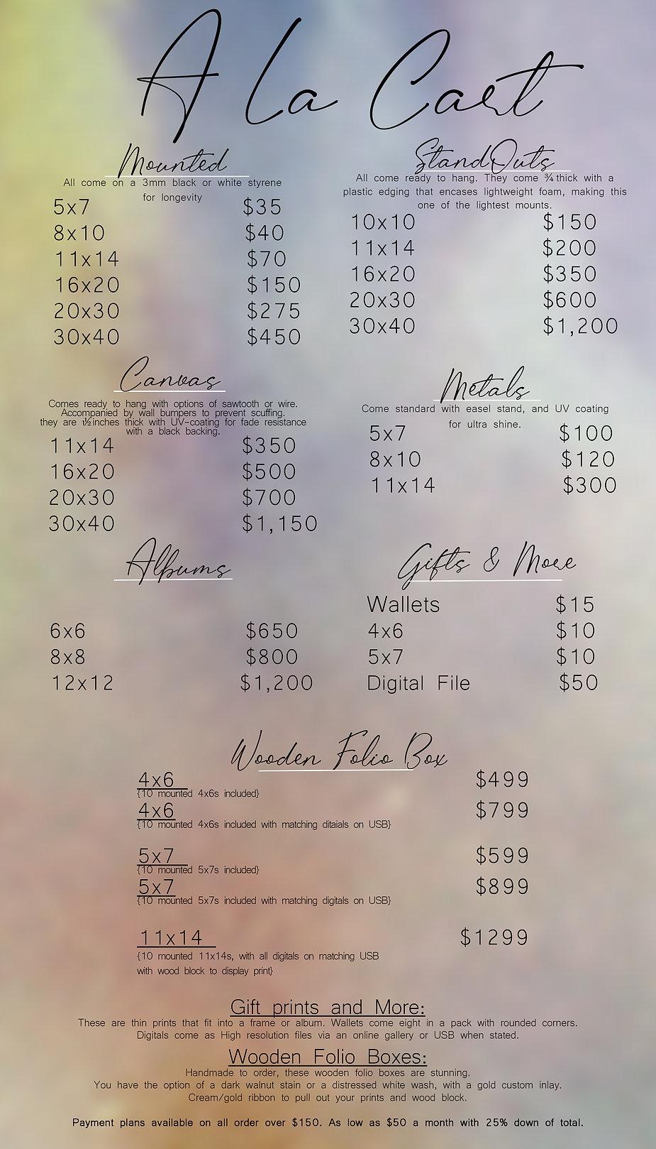 300 dpi a la cart pricing-Recovered 2021