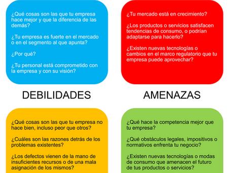 El análisis FODA en el Marketing