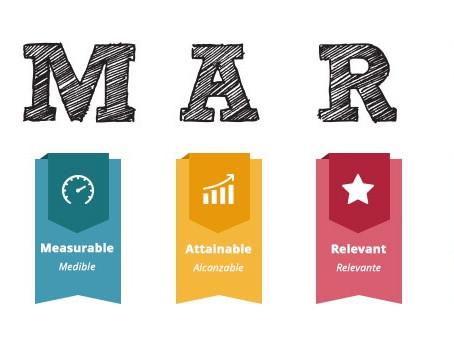 Tus objetivos en el Plan de Marketing