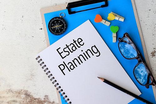 Estate Planning Organizer