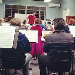 First rehearsal of Term 3 2015.jpg