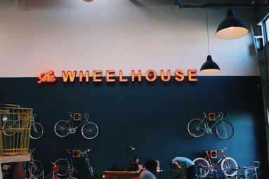 bike + coffee
