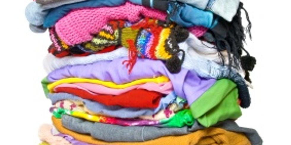 The Luck of the Irish Children's Clothing Swap