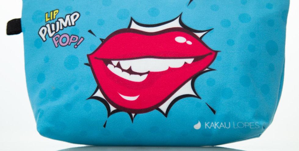 Lip Plump Pop! Cosmetic Bag
