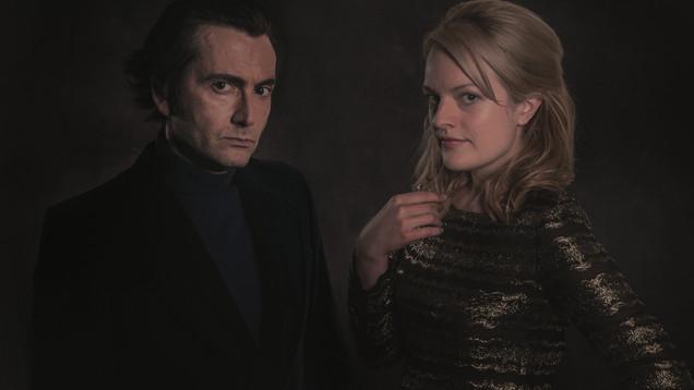 David Tennant, Elizabeth Moss