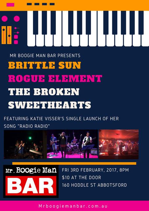 """Radio Radio""/Rogue Element Official Launch"
