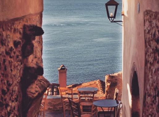Monevasia, Greece: A Historical Fusion Showcase