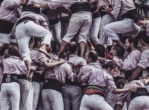 Human Castells of Catalonia