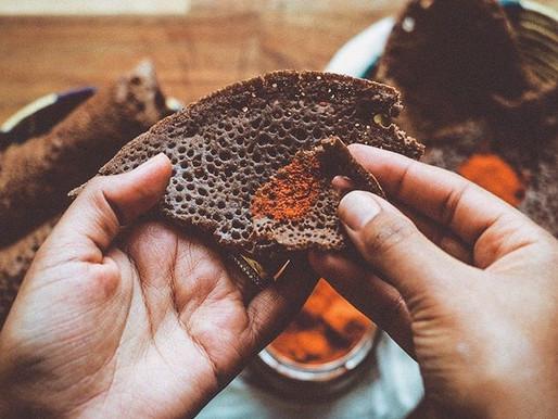 Injera, The Foundation of Ethiopian Food