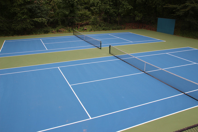 Refreshed Courts