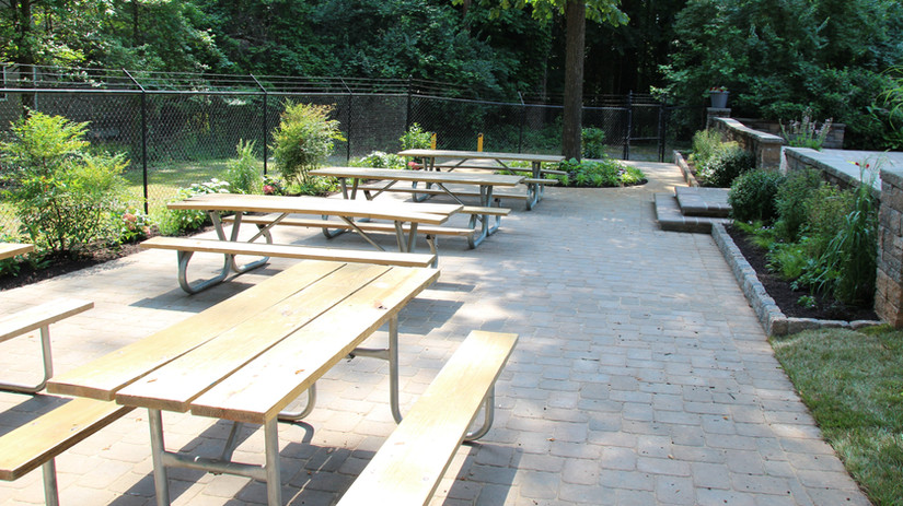 Extended Patio