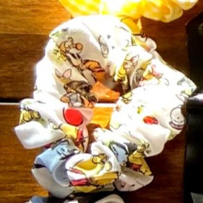 Scrunchie- Winnie the Pooh