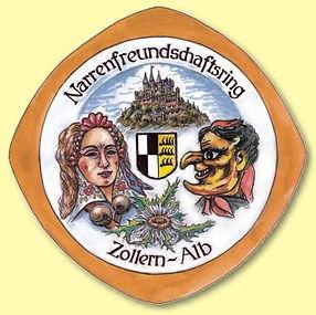 Narrenfreundschaftsring_Zollernalb_Logo.