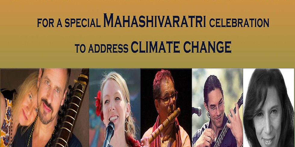 Climate Fundraiser w/ Shantala Portland, OR