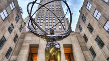A NYC Landmark: 30 Rockefeller Center