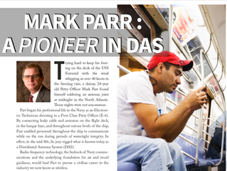 Mark Parr - Pioneer in DAS